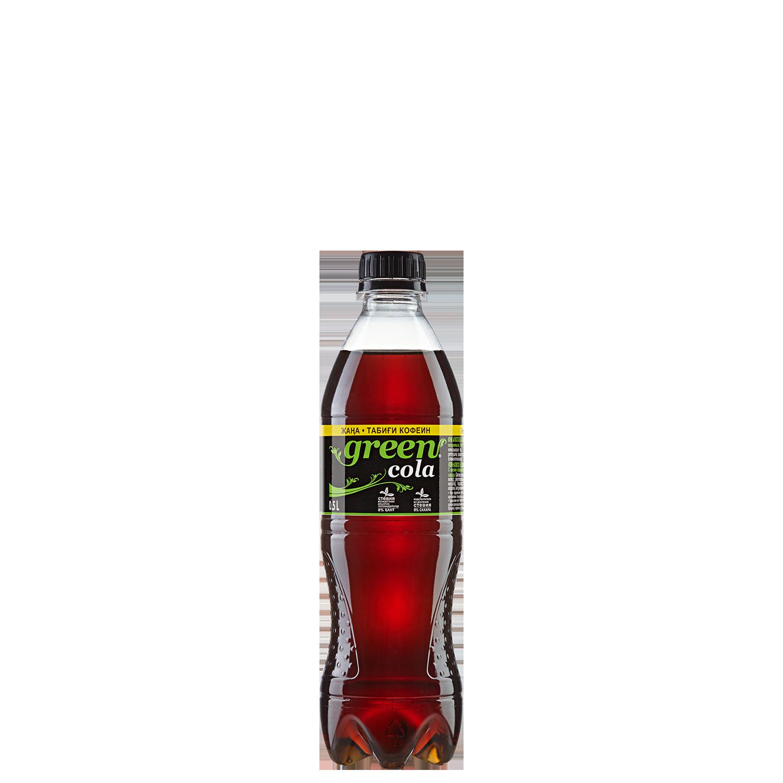 Green Cola - PET - 0.5LT